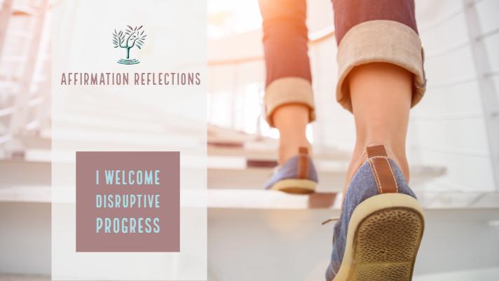 🤗I welcome disruptive progress.