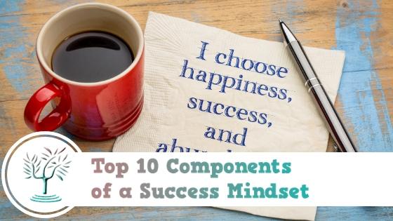 🇹 🇴 🇵 🔟 Components of a Success Mindset